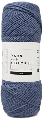 Baby Dream Blanket 2.0 Crochet Kit 5 Denim Cot Blanket