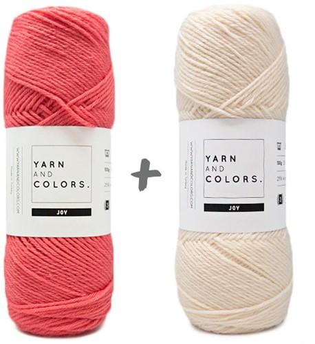 Baby Dream Blanket 3.0 Crochet Kit 3 Pink Sand Cot Blanket