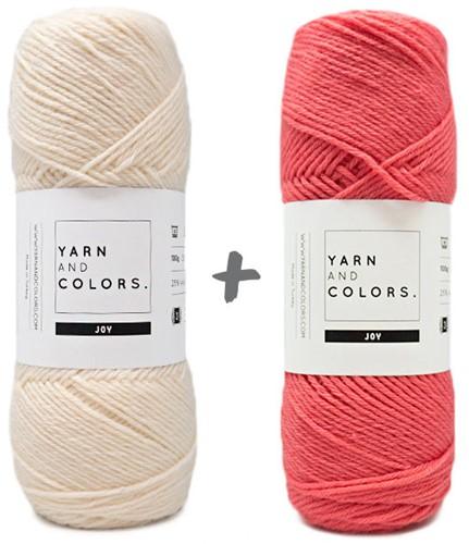 Reversible Baby Dream Blanket 3.0 Crochet Kit 3 Pink Sand Stroller Blanket