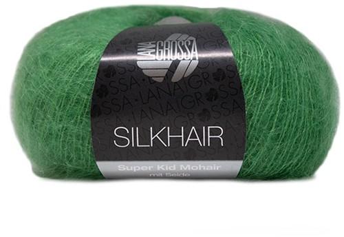 Lana Grossa Silkhair 142 Green