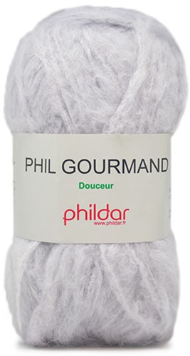 Phildar Phil Gourmand 1447 Givre