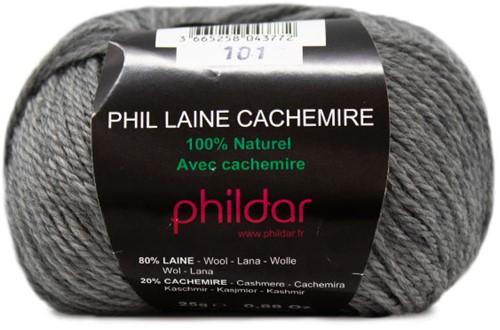 Phildar Phil Laine Cachemire 1447 Flanelle