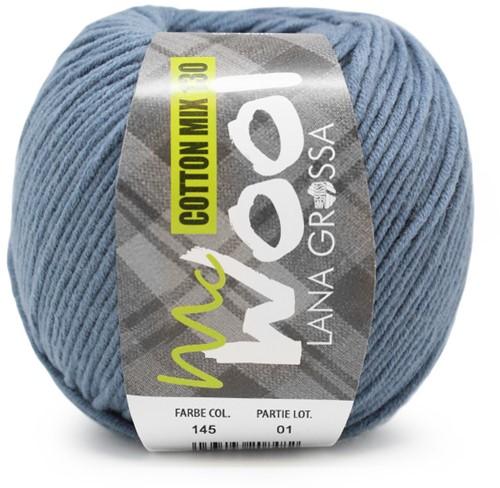 Lana Grossa Cotton Mix 130 145 Jeans