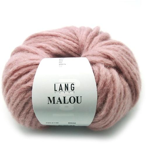Lang Yarns Malou 148 Old Pink