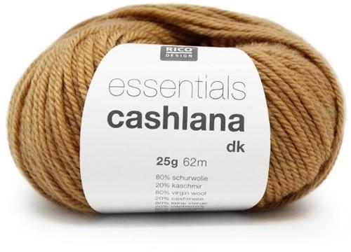 Rico Essentials Cashlana 14 Camel