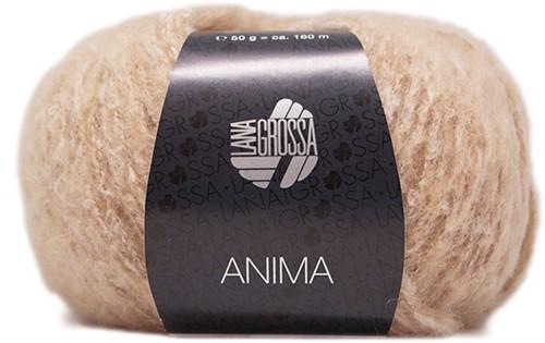 Lana Grossa Anima 14 Beige Mottled