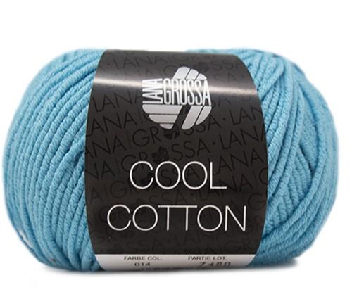 Lana Grossa Cool Cotton 14 Turquoise