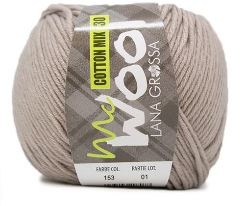Lana Grossa Cotton Mix 130 153 Beige