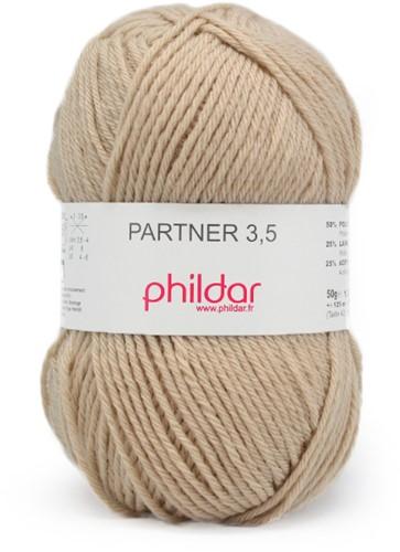 Phildar Partner 3.5 1327 Biche