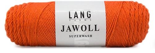 Lang Yarns Jawoll Superwash 159 Mandarin