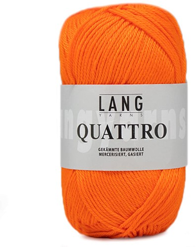 Lang Yarns Quattro 159 Orange