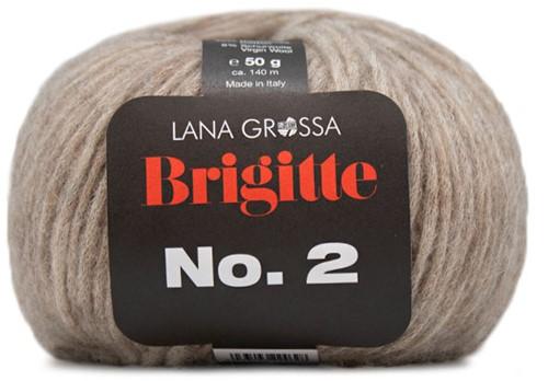 Lana Grossa Brigitte No.2 015 Beige