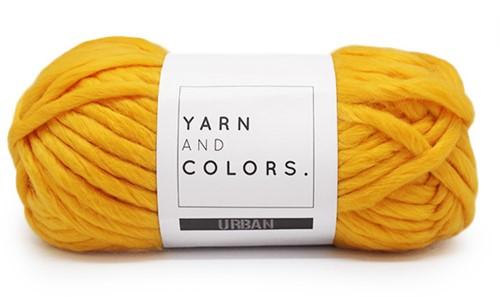 Urban Feather Macramé Kit 3 Mustard