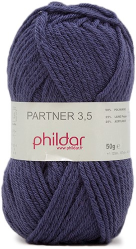Phildar Partner 3.5 1410 Naval