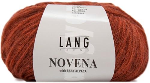 Lang Yarns Novena 161 Red