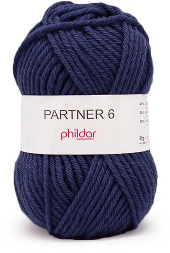 Phildar Partner 6 1463 Navy