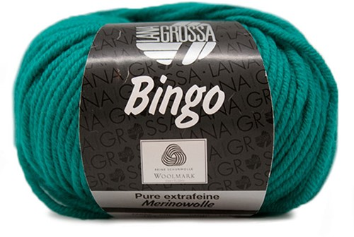 Lana Grossa Bingo 164 Green