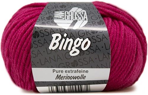 Lana Grossa Bingo 169 Fuchsia