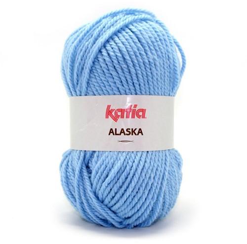 Katia Alaska 16 Light blue