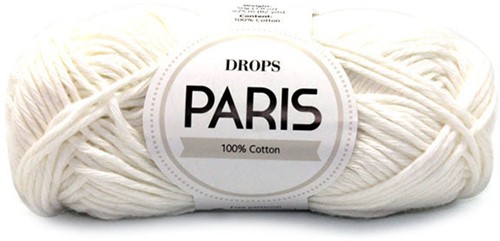 Drops Paris 16 White