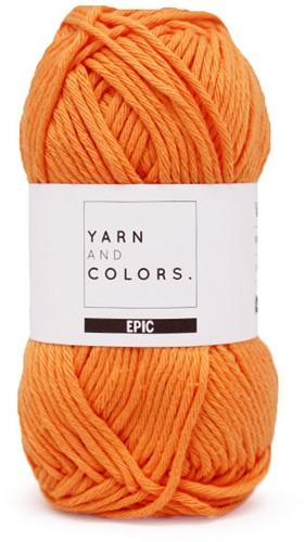 Yarn and Colors Epic 016 Cantaloupe