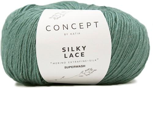 Katia Silky Lace 170 Mint green