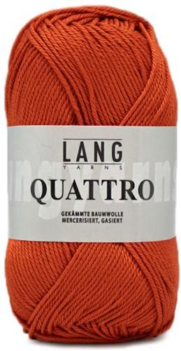 Lang Yarns Quattro 175 Terracotta