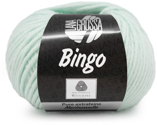 Lana Grossa Bingo 176 Pale Green