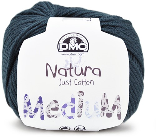DMC Natura Medium 177 Blue de Prusse