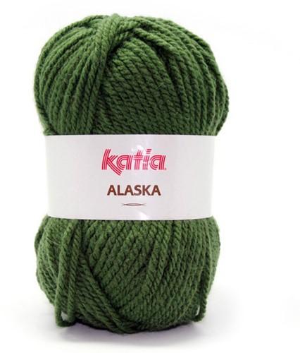 Katia Alaska 17 Bottle green