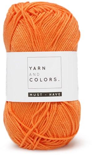 Yarn and Colors Must-have 017 Papaya