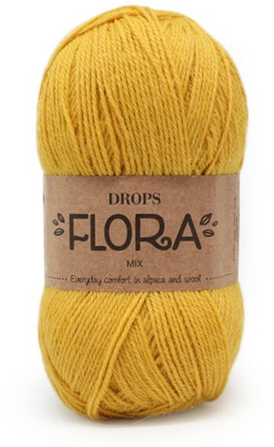 Drops Flora Mix 17 Yellow