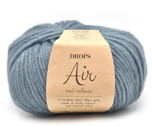 Drops Air Uni Colour 17 Denim-Blue