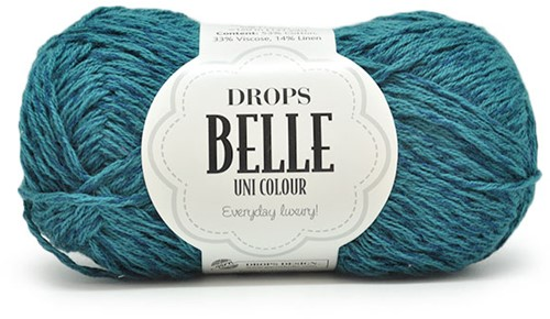 Drops Belle Uni Colour 17 Petrol