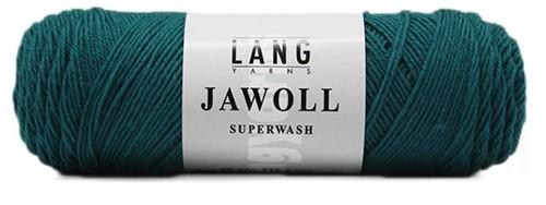 Lang Yarns Jawoll Superwash 188 Petrol