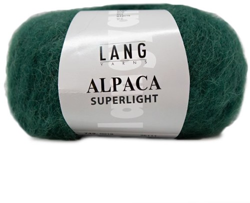 Lang Yarns Alpaca Superlight 018