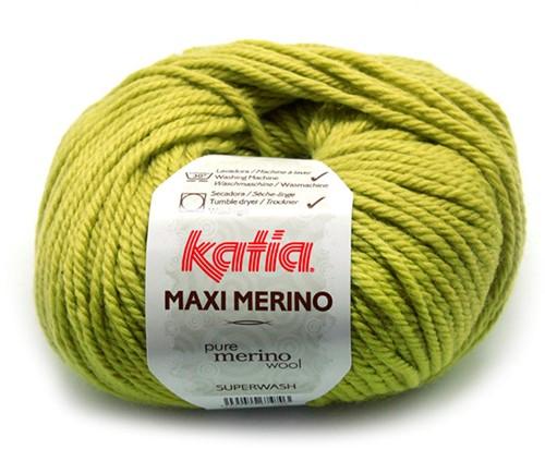 Katia Maxi Merino 18 Pistachio