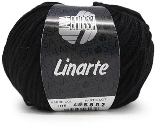 Lana Grossa Linarte 18 Black