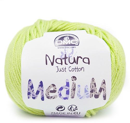 DMC Natura Medium 198 Pistache