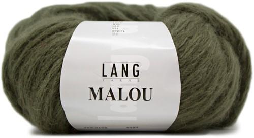 Lang Yarns Malou 198 Olive