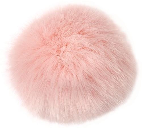 Rico Fake Fur Pompon Medium 19 Pink