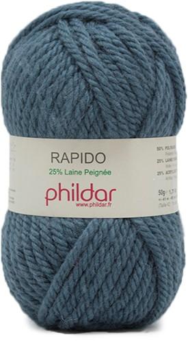 Phildar Rapido 1085 Denim