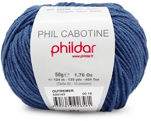 Phildar Phil Cabotine 1084 Outremer