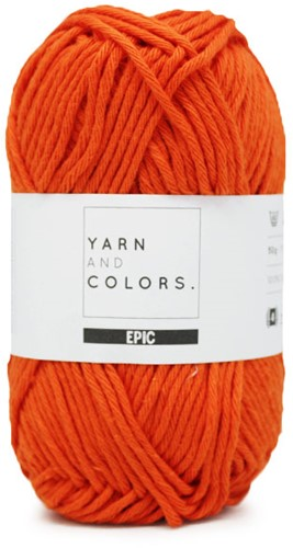 Yarn and Colors Epic 019 Sorbus