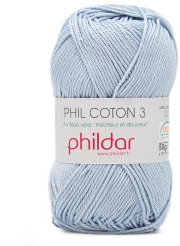 Phildar Phil Coton 3 0019 Ecume