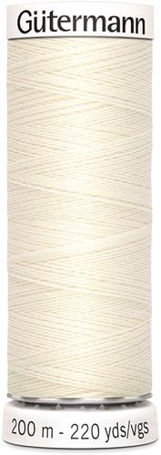 Gütermann Polyester Sewing Thread 200m 1