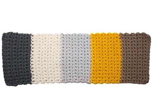 Yarn and Colors Block Blanket Crochet Kit 2