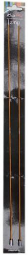 Knitpro Zing Knitting Needles 40cm 2.25mm