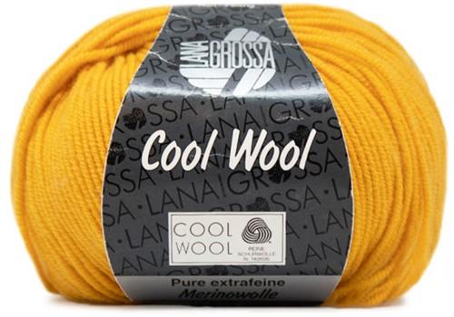 Lana Grossa Cool Wool 2005 Golden Yellow