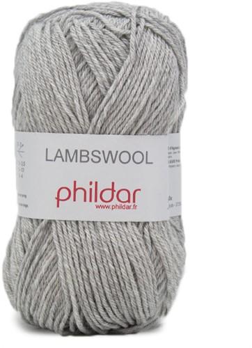 Phildar Lambswool 1011 Flanelle